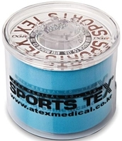 SPORTS TEX Kinesiologie Tape 5 cmx5 m blau