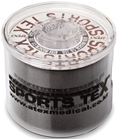 SPORTS TEX Kinesiologie Tape 5 cmx5 m schwarz